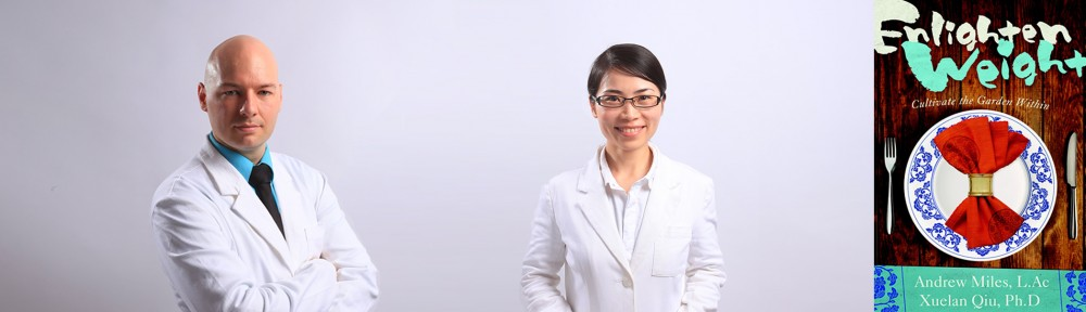 Andrew Miles, DOM  & Xuelan Qiu, PhD