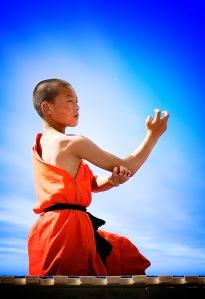 monk kid